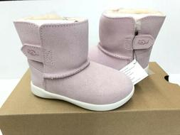 New! UGG Keelan Sparkle Boots For Toddlers Pink Sizes: 8, 7,
