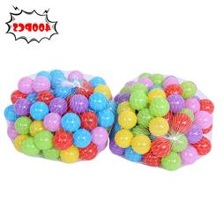 Ocean Balls Pit Balls Soft Plastic Withstand Voltage For Bal