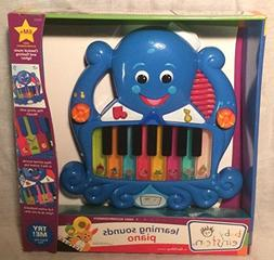 Baby Einstein Octopus Learning Sounds Piano