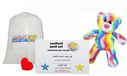 Make Your Own Stuffed Animal Mini 8 Inch Bubble Gum Bear Kit