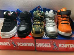 Patrick Ewing for Infants in Various Sizes and Styles Brand