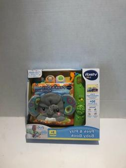 VTech Baby Peek & Play Fabric Baby Book - Damaged Box