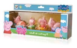 Peppa Pig - Figures for the bath by IMC Toys