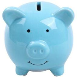 Piggy Banks for Kids, Ceramic Material, Cute Pig for Decorat