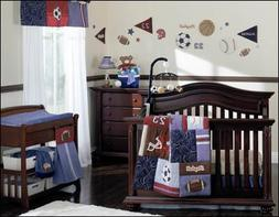Nojo Play Ball 9 Piece Bedding Set