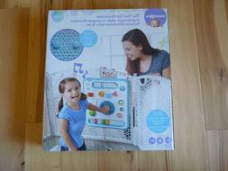 Play Yard Toy Attachment Gate Toys 6+ months Portable