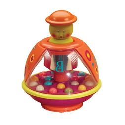 Poppitoppy Ball Popper Toy Tumble Top Spinning Toys for Todd