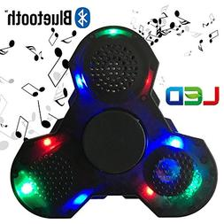 HAIL-SADES Prime Fidget Spinner with LED lights and Bluetoot
