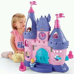 Disney Princess Song Music Sound Palace Castle Girl Toy Pre