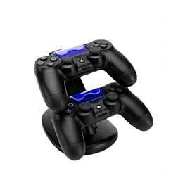 MOFIR PS4 Dual USB Controller Charging Dock Station with LED