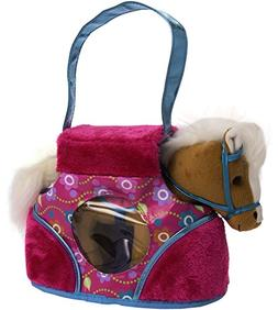 Pucci Pups Flowery Fun Pony in Bag