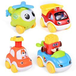 Pull Back Cars Toys for 1 2 3 year old Baby Mini Cars Toys P