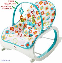 Reclining Rocking chair for babies and toddlers by Fisher-Pr