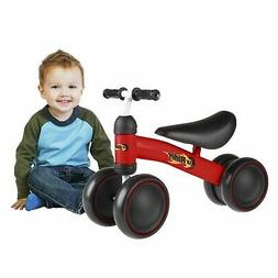 Red Baby Toddler Ride on Toy Bike Trike Walk Training for Bo