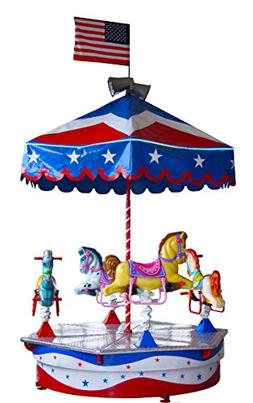 American Classic Carousel Ride-On