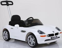 Ride On Toys Push Car Stroller Foot to floor BMW Licensed