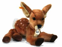 rieke dangling fawn plush