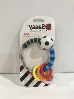 ring rattle developmental baby toy for learning