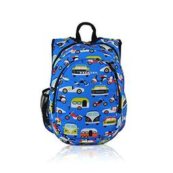 Obersee Kids Pre-School All-in-One Backpack with Cooler, Tra