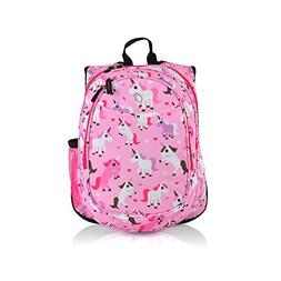 Obersee Kids Pre-School All-in-One Backpack with Cooler, Uni