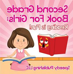 Second Grade Book For Girls: Reading is Fun!: Phonics for Ki