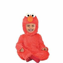 Sesame Street Elmo Costume for Babies, Includes Soft Jumpsui