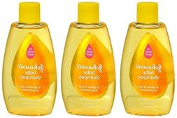Johnson and Johnson Baby Shampoo 1.5 Oz Travel Size