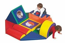 Children's Factory Shape & Play Obstacle Course by Children'