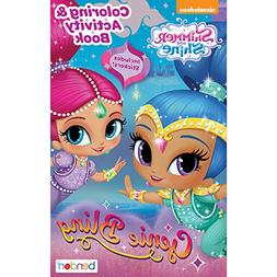 Bendon Shimmer and Shine Super Digest Color and Activity Boo
