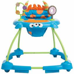 Cosco Simple Steps Interactive Baby Walker, Silly Sweet Toot