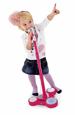 Early Learning Centre  Sing Star Microphone Music Set, Pink