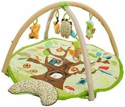 Skip Hop Baby Treetop Friends Activity Gym/Playmat, Multi Gy