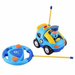 New Smart RC Car Baby Toy Stages Learn Laugh Toddler Kids Bo