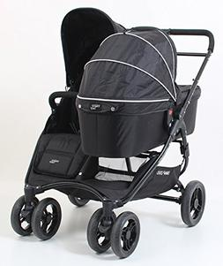Valco Baby Snap Duo Black Bassinet  to work with Tailormade