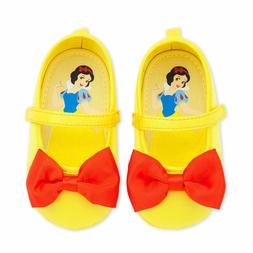 Disney Store Snow White Princess Baby Slippers Costume Shoes