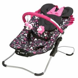 Disney Baby Snug Fit Folding Bouncer - Minnie Pop