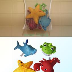 Little Additions Soft and Educational Baby Bath Toy Set with