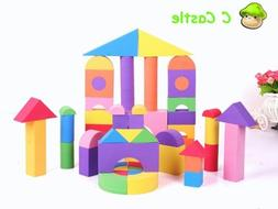 Soft Foam Building Blocks For Toddlers Construction Toys Gir