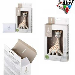 Vulli Sophie The Giraffe New Box Polka Dots perfect for soot