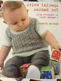 Special Knits for Babies - 12 projects by Martin Storey in R