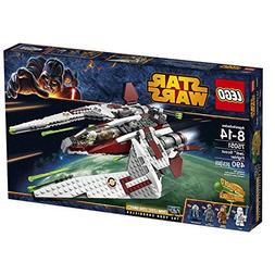 LEGO Star Wars - Jedi Scout Fighter Lightsabers Troopers Bui