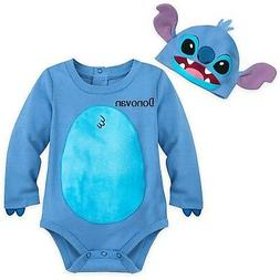 Disney Stitch Costume Bodysuit Set for Baby 3-6 mo Lilo and