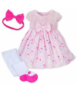 DISNEY STORE 101 DALMATIANS PENNY DRESS FOR BABY  12-18 mon