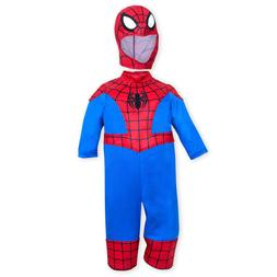 Disney Store Marvel Spider-Man Costume for Baby 3-6M, 18-24M