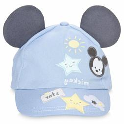 DISNEY STORE MICKEY MOUSE SWIM HAT FOR BABY BASEBALL CAP-STY