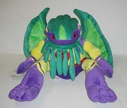 Super Hero Cthulhu Large Plush Figure by Toy Vault