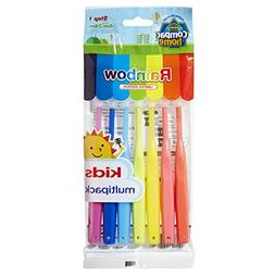 Super Value Pack 7ct BPA Free Baby Toothbrushes Step 1 for A