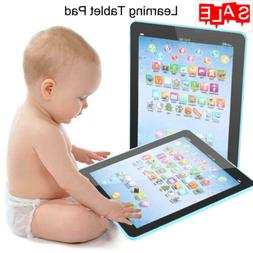 Tablet Pad Computer For Kids Children Gift Learning English