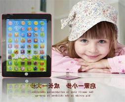 Tablet Pad Computer Learn English Educational Teach Toy Gift
