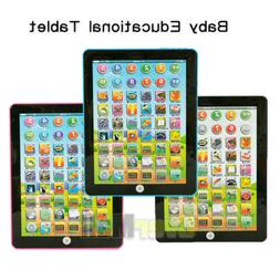 Tablet Toy For Baby Kids Computer Learning Reading Education